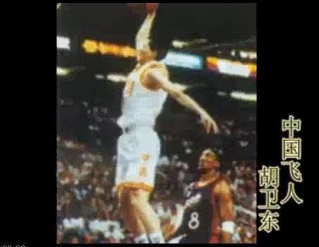 """中国人也能飞,他曾打爆科比,被誉为""""中国乔丹"""""""