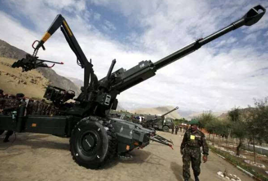 印度国产火炮出现无法解决难题,理由奇葩,称因中国