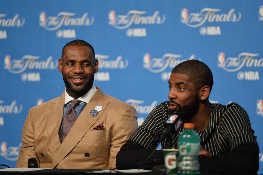 NBA也有道德绑架?詹姆斯害苦了球哥!拉塞尔情商高