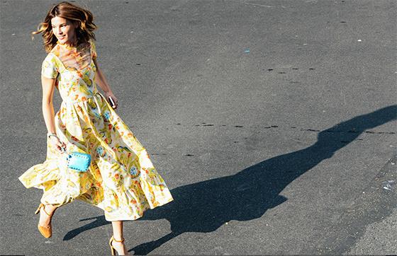 最全印花篇——夏日印花如何穿得更高级?