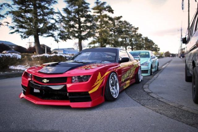 德美日三系混血,堪称世界最帅肌肉跑车!