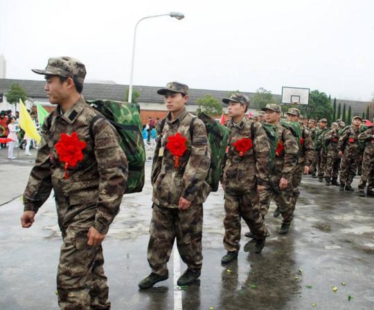 今年征兵你会去吗?为了补贴还是为了军旅生涯?