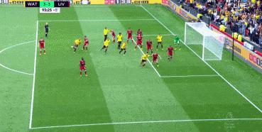 利物浦平沃特福德,第一轮就送温暖,不改如何争冠?