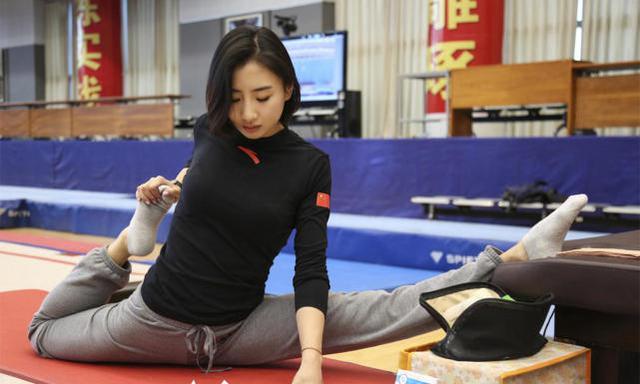 """中国体坛最美""""五朵金花""""体操美女最多,潘晓婷垫底"""