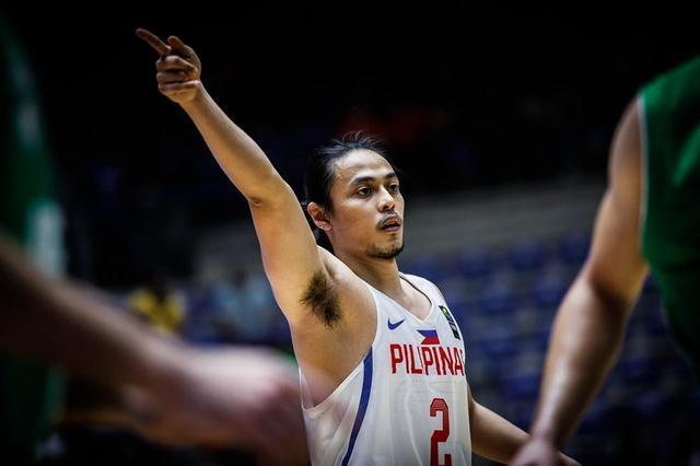 """菲律宾赢男篮不是运气是""""气性""""来这就是为战胜男篮"""