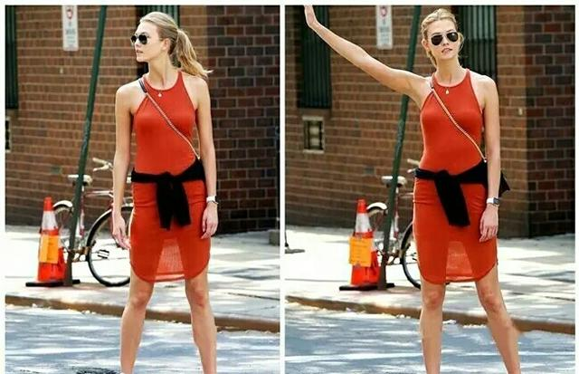 太瘦的女生该怎么搭配衣服?图片