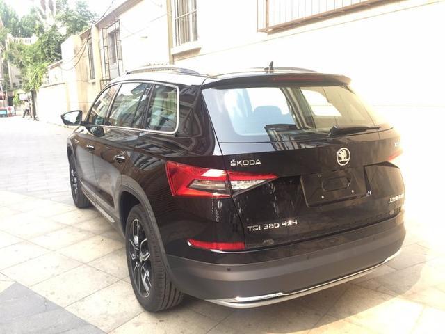 实用的家庭轿车SUV,我选大黑熊柯迪亚克