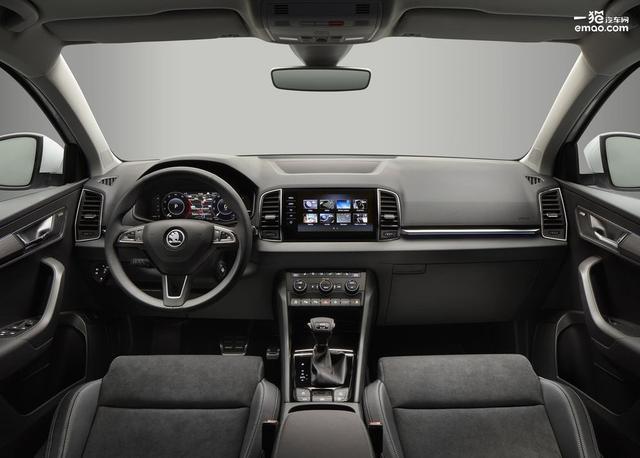 含MODEL Q等全新车 斯柯达2018年推3款SUV