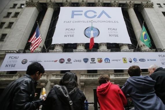 传大众与FCA商谈合资生产轻型<em>多功能</em>车