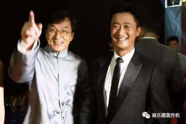 成龙希望吴京成为接班人,而吴京的回应很霸气