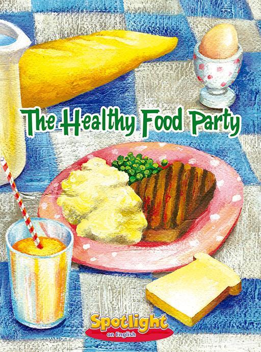 美国小学英语2食物分级小学a食物年级聚敦读物坊图片