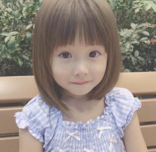 女宝宝发型图片 萌呆又甜美可爱图片