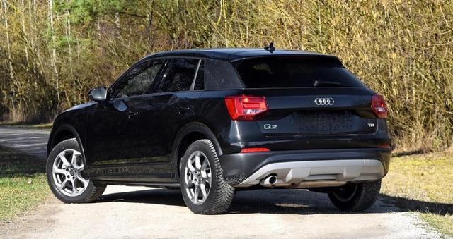 只卖15万?最便宜的奥迪SUV即将国产了?