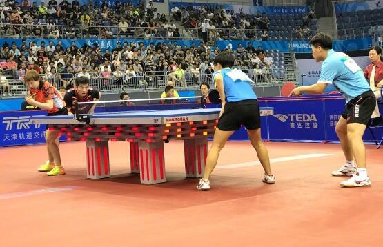世界最惨烈乒乓球赛事:国乒3大主力全被淘汰!