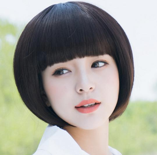 40-50岁女士发型 时尚妈妈短发图片图片