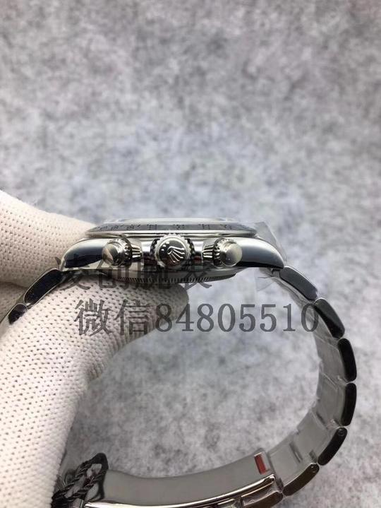 凌创腕表:AR厂迪通拿用正品材质904钢,是对是错?