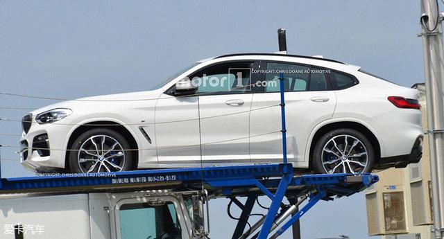 宝马全新X4将亮相日内瓦车展 更加激进