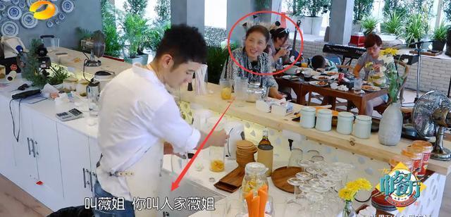 中餐厅里一个细节证明黄晓明绝对爱过赵薇,甜炸了
