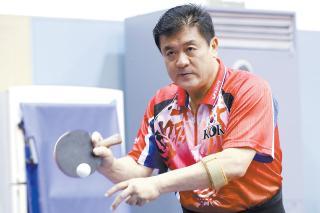 张继科恩师与韩国乒协续约  合约期延长至东京奥运会