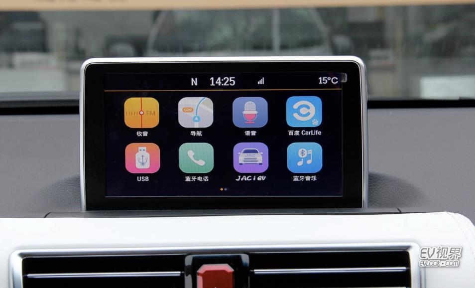 江淮iEV6E智能功能测评 微型车型推荐
