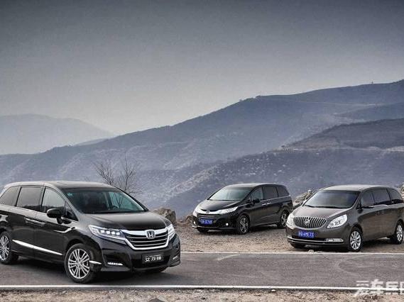 最低只需13万,比GL8更大的三款高性价比7座车
