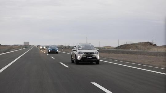 48小时不停歇穿越G7高速,吴佩试驾远景X3