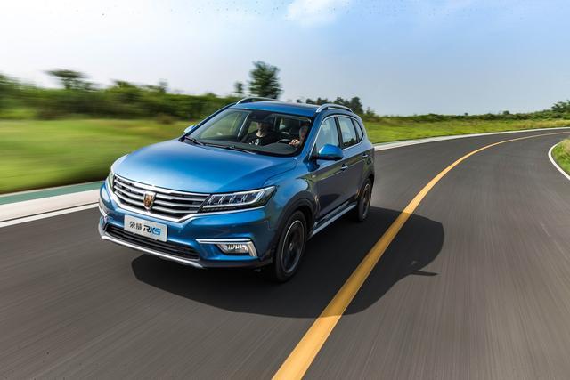 8月上汽荣威RX5销量超2万 同比增长143%