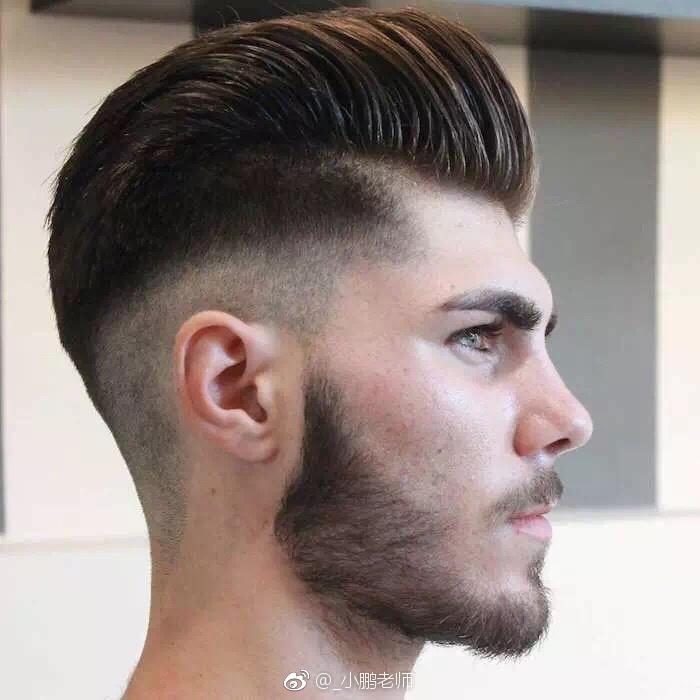 发型| 发际线高,m字额很烦恼?进来看看哪些发型才是最适合你的.图片