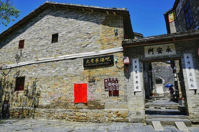 寻梦黄姚小桥流水人家,迷醉于喀斯特峰林中千年古镇的诗情画意