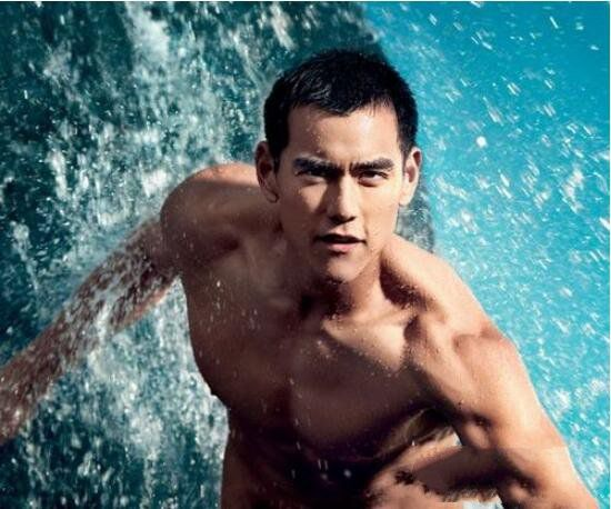 中国娱乐圈最帅的男明星排行,鹿晗第七,第一竟是他