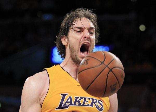 NBA现役篮板榜5大球星,霍华德第一谁还质疑第一中锋