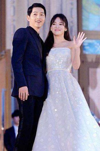 宋仲基辞掉新剧邀约,只为给宋慧乔一个完美婚礼