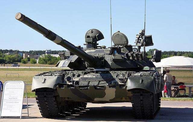 这款苏联坦克令北约胆寒,日本帮了大忙