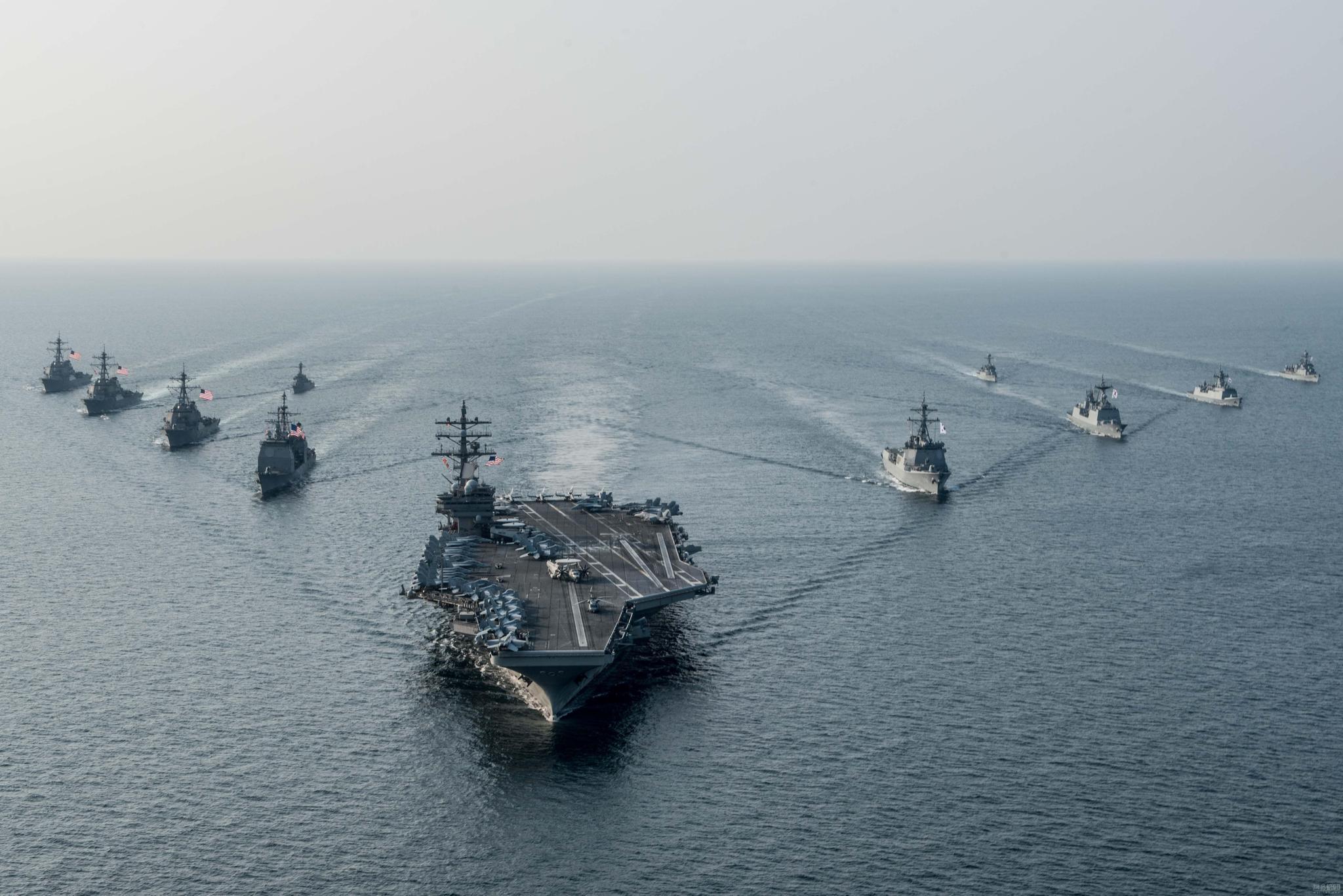美军140亿超级航母沦为摆设?俄专家这话令美清醒