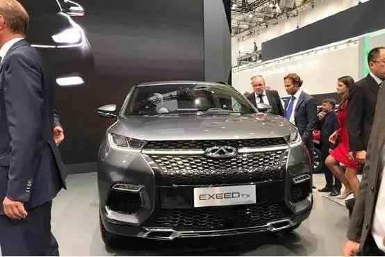 奇瑞发力,德国推新车比领克美三倍,谁还瞧不起它