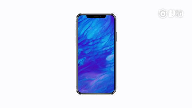 苹果官方 iphone x 宣传视频