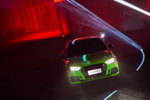 2017 Audi Sport嘉年华举办 奥迪高性能家族新增悍将