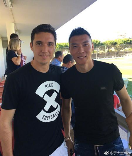 克莱奥失业整整一年后重回赛场 身边仍是中国队友