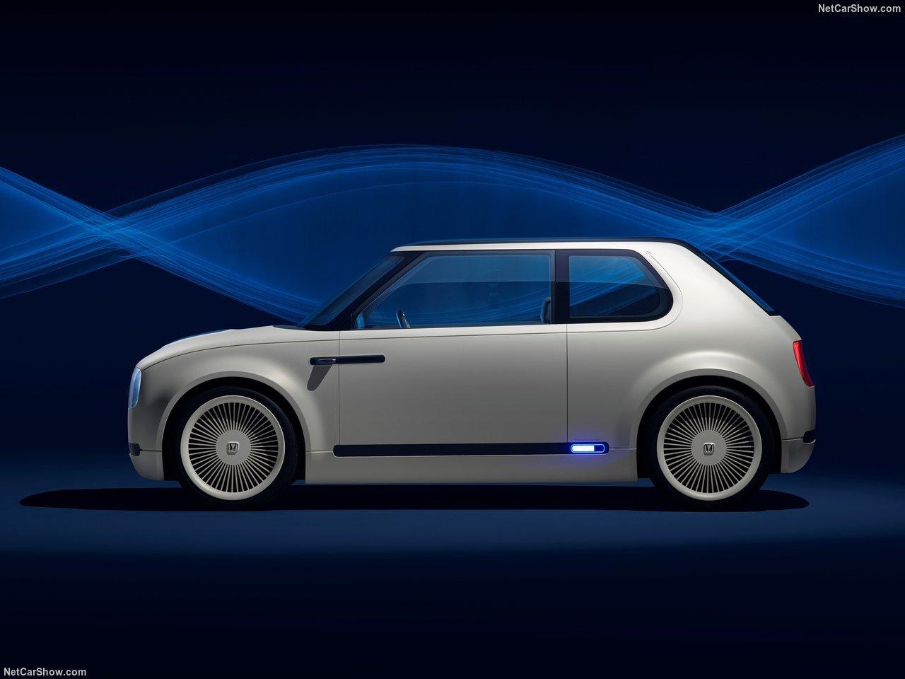2019年量产 本田Urban EV概念车官图发布