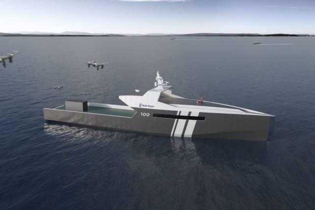劳斯莱斯计划打造无人驾驶巡逻舰