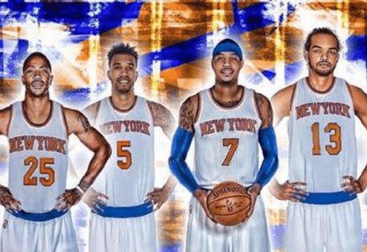 NBA过去一年收入最高的五支球队!大城市就有大球市