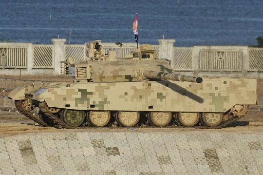 这国打算买200辆新坦克,中国直接拿下2亿美元新订单