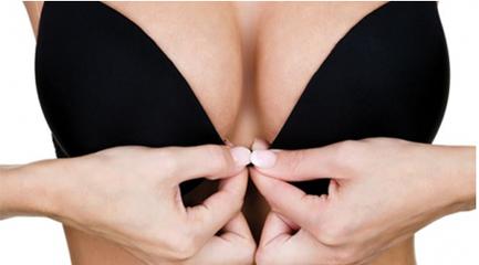 如何才能测试自己的乳房是否下垂呢?