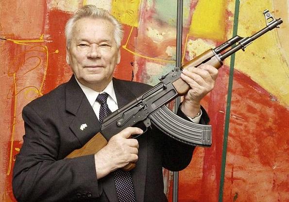全球5大著名突击步枪排行榜,中国这支勉强入选!