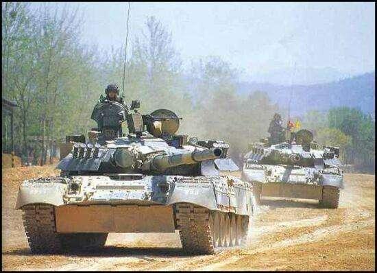 三八线附近出现俄军坦克?有段辛酸史俄罗斯绝口不提