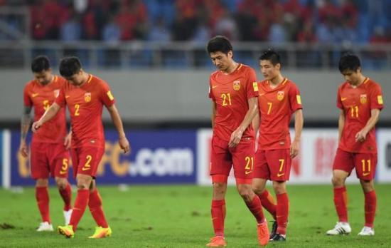 刚刚亚足联再给中国送来不好消息!这下国足该梦醒!