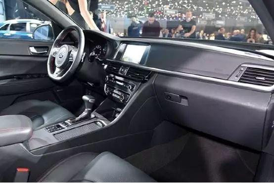 比明锐旅行帅,起亚发布K5旅行车,论颜值,国产比不上
