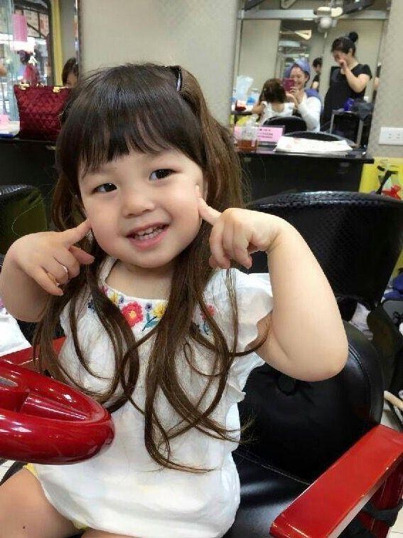 刘畊宏家的小泡芙一定是吃可爱长大的!