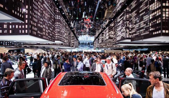 墙外开花墙内香,自主品牌出击国际车展为哪般?