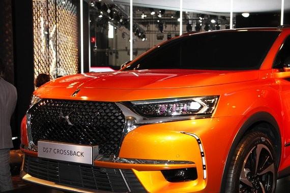 DS首款纯电动SUV明年问世 2019年上市